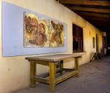 Alice's Studio, Galisteo NM