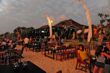 Dinner on Jimbaran Beach