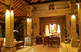 Lobby at Bebek Tepi Sawah Villas
