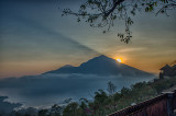 Sunrise Mount Kintamani