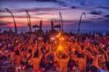 Kecak Dance at Sunset at Uluwatu