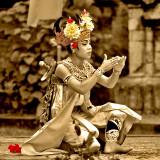 Barong Dancer