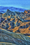 Late Afternoon at Zabriskie Point