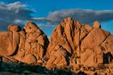 Landscape near Split Rock