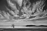 Salton Sea Big Sky