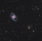 Fornax Galaxy Cluster and Supernova SN2012fr