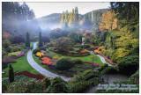 Butchart Gardens - Oct 2012