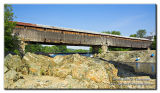 #27 -- Bath-Haverhill Covered Bridge (Grafton Cty, WGN 29-05-04)
