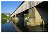 #28 -- Bath Covered Bridge (Grafton Cty, WGN 29-05-03)