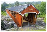 29-05-l Grafton County, Riverwalk Covered Bridge