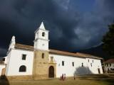 Iglesia del Carmen, Villa de Leyva