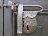 Lock in Bogotá