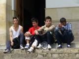 Hipster gang
