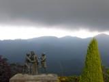 On Monserrate, Bogotá
