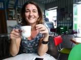 Favourite cafe in Salento