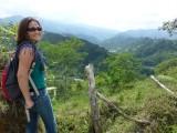 Salento countryside, walk to coffee finca