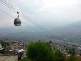 Metrocable in Medellín