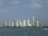 Cartagena skyline