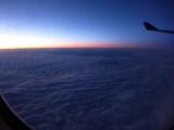 Flight Bogotá - Amsterdam