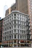 Delaware Building, 1874, Dearborn and Randolph, Chicago, IL