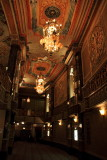 Hallway, Ford Center for the Performing Arts Oriental Theatre, Chicago, IL - Open House Chicago 2012