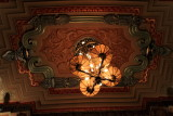 Chandelier, Ford Center for the Performing Arts Oriental Theatre, Chicago, IL - Open House Chicago 2012