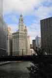 Wrigley Building, Chicago Riverwalk, Chicago, IL