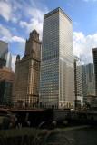 Jewelers Building, Initrin (Kemper) Building, Chicago Riverwalk, Chicago, IL