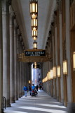 Civic Opera House entrance, Chicago, IL - Open House Chicago 2012