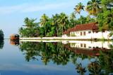 Coconut Lagoon, Backwaters, Kumarakom, Kerala