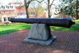 St.Mary's City Cannon Memorial, Maryland State House, Annapolis, Maryland