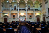 House of Delegates chamber, Maryland State House, Annapolis, Maryland