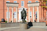 Thurgood Marshall Memorial, Lawyer Mall, Annapolis, Maryland