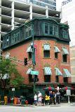 Pizzeria Uno - birthplace of Deep dish pizza, Chicago