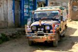 Jeep in Treeyan