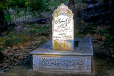 Resting place of Col. Mahmood Khan