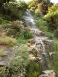 Waterfall near Gilgit, Northern Areas