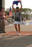 Sarah Kortuem US Elite Triathlon Championships 2006 Finish