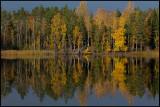 Lake Smälten near Oskarshamn