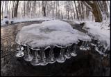 Ice formation at Varetorp