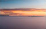 Dawn near Montsonis - Catalonia Spain
