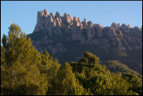 Montserrat - famous mountain on the road from Barcelona to lleidaw.jpg