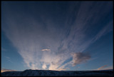 Nikkaluokta clouds - Lapland