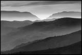 Fog at Tremp - Spain