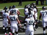 Jaguars at Raiders - 10/21/12