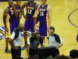 Lakers at Kings - 11/21/12