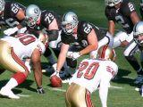 49ers at Raiders - 8/20/06