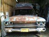 1959 Cadillac ambulance Miller Meteor