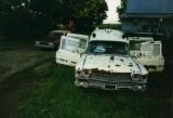 1959 Cadilac ambulance 48 Miller Meteor .