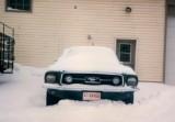 1967 Mustang Gt fastback 390